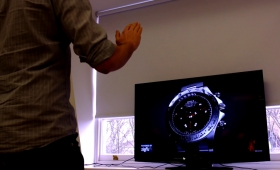 Kinect Watch Prototype