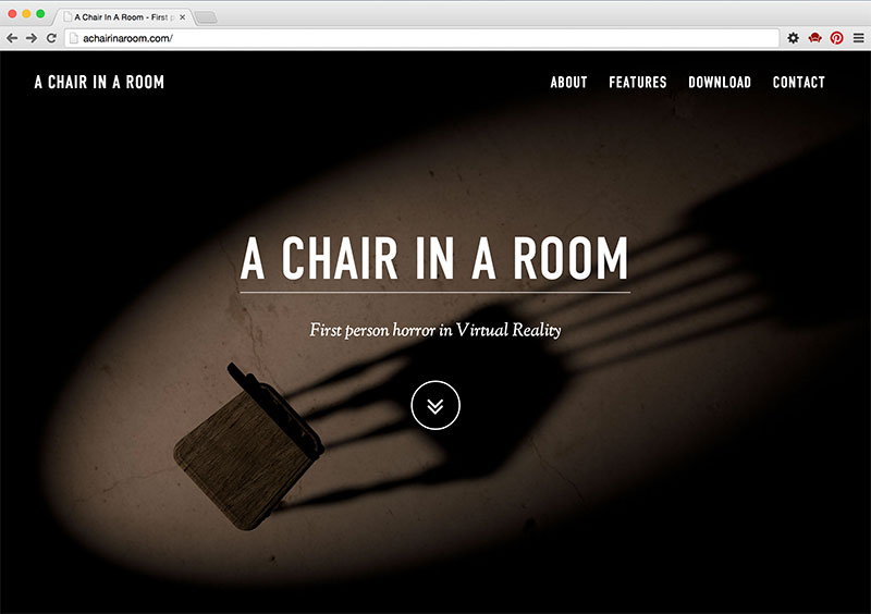 A Chair In A Room Homepage Image