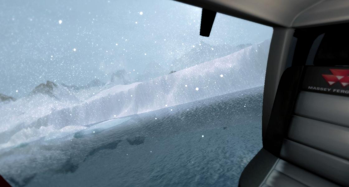 Antarctic Oculus Demo